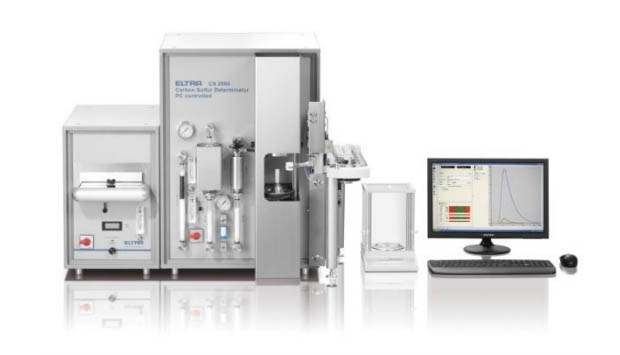 ELTRA CS-2000 analyzer
